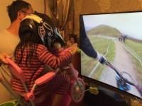 Bolalar uchun oson va arzon virtual reallik (video)