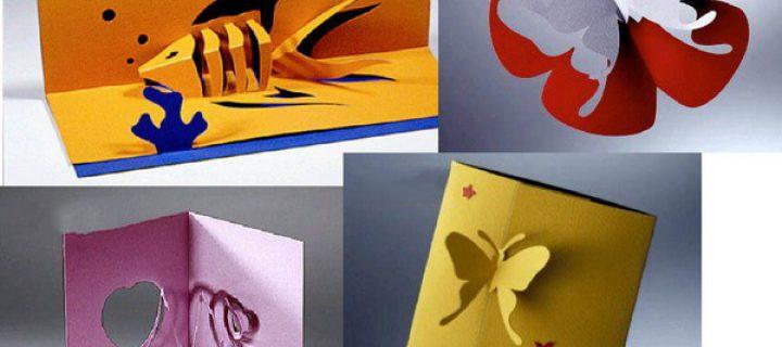 Ўз қўлларимиз билан киригами — бўртма откритка ясаймиз (видео)